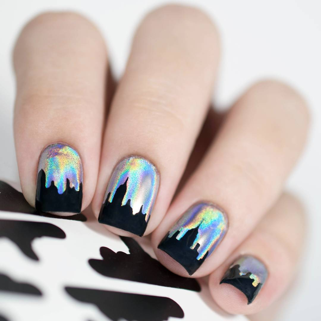 Show Us Your Creations Using Our Holographic Powder With The Tags Whatsupnailsholographicpowder And Whatsupnails For A Chance To Be Featured