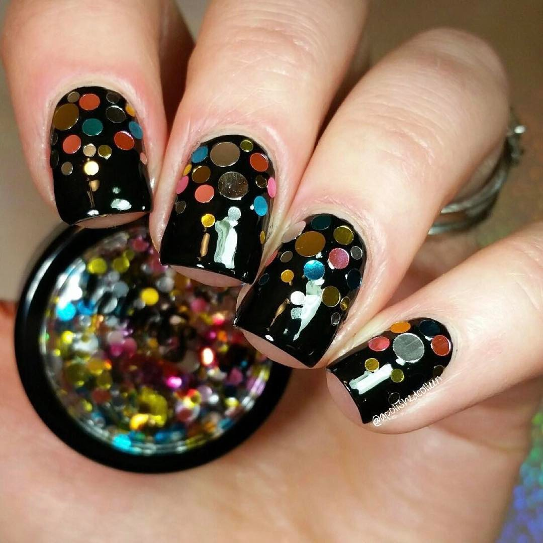 Whats Up Nails - Wedding Cake Confetti | Whats Up Nails