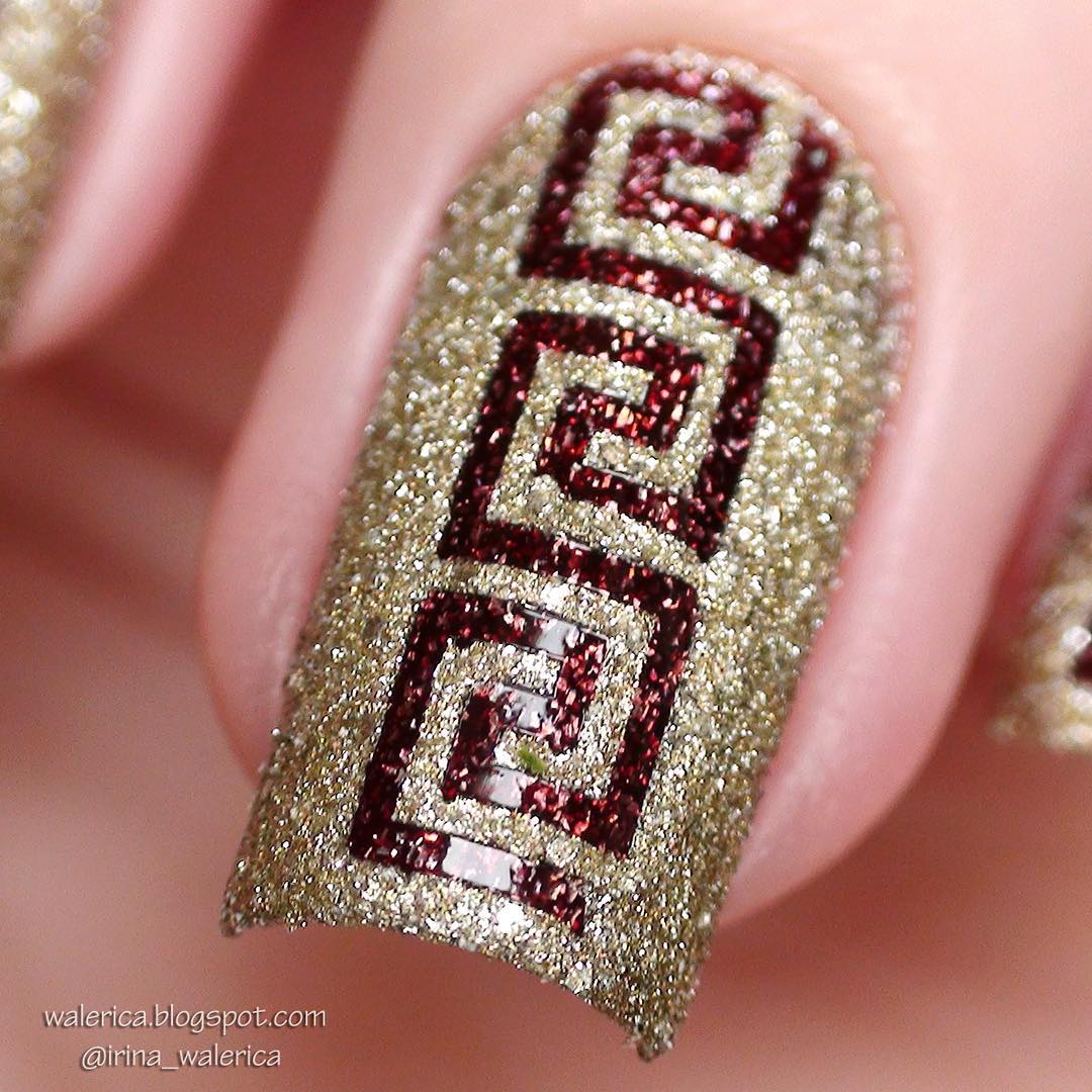 Whats Up Nails - Greek Stencils | Whats Up Nails
