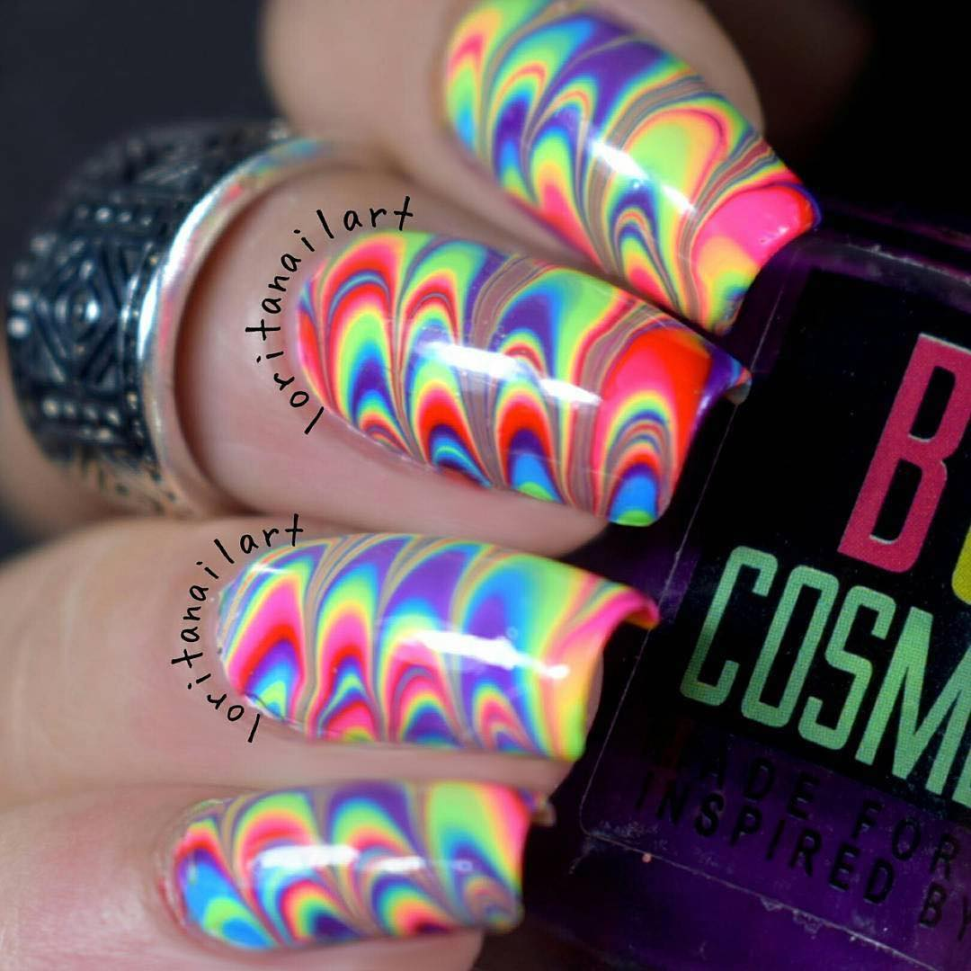 Whats Up Nails - Pure Color #7 Watermarble Tool | Whats Up Nails