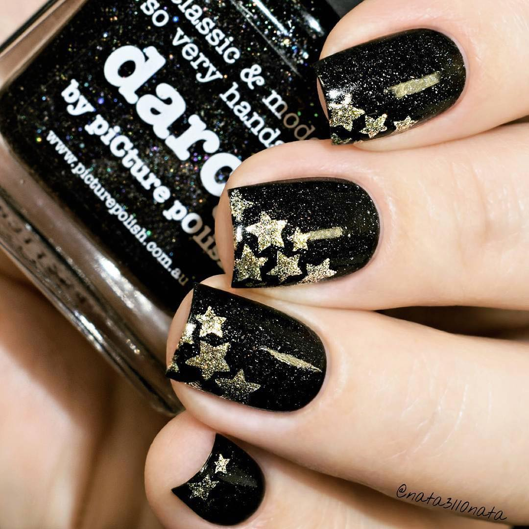Whats Up Nails - Stars Stencils | Whats Up Nails