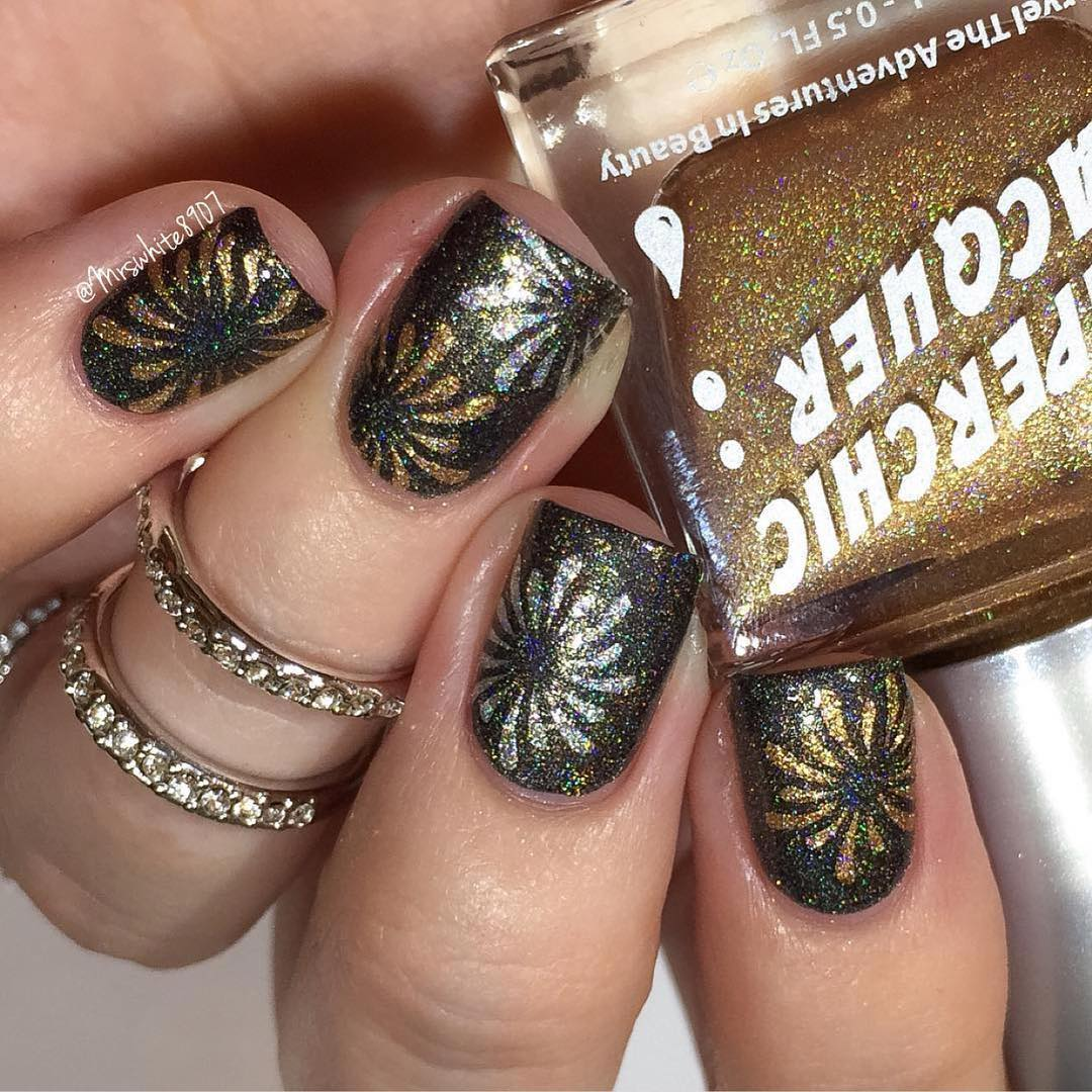 Whats Up Nails - Firework Stencils | Whats Up Nails