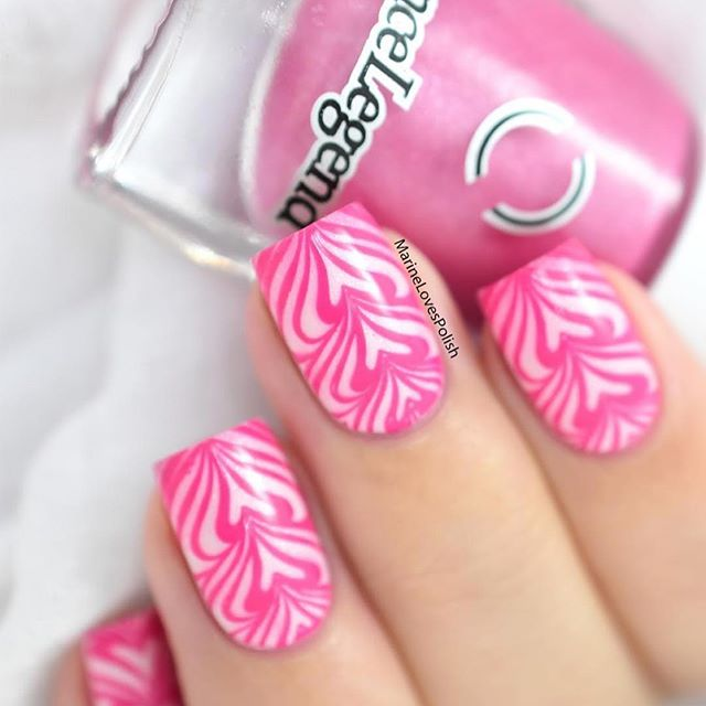 Whats Up Nails - B002 Water Marble to Perfection | Whats Up Nails