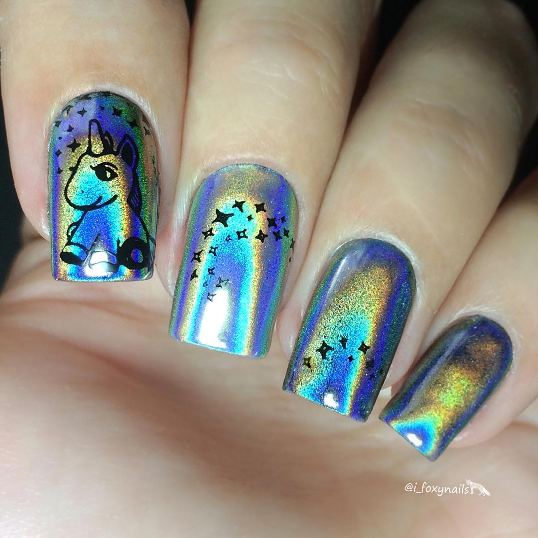 Whats Up Nails - Holographic Powder | Whats Up Nails