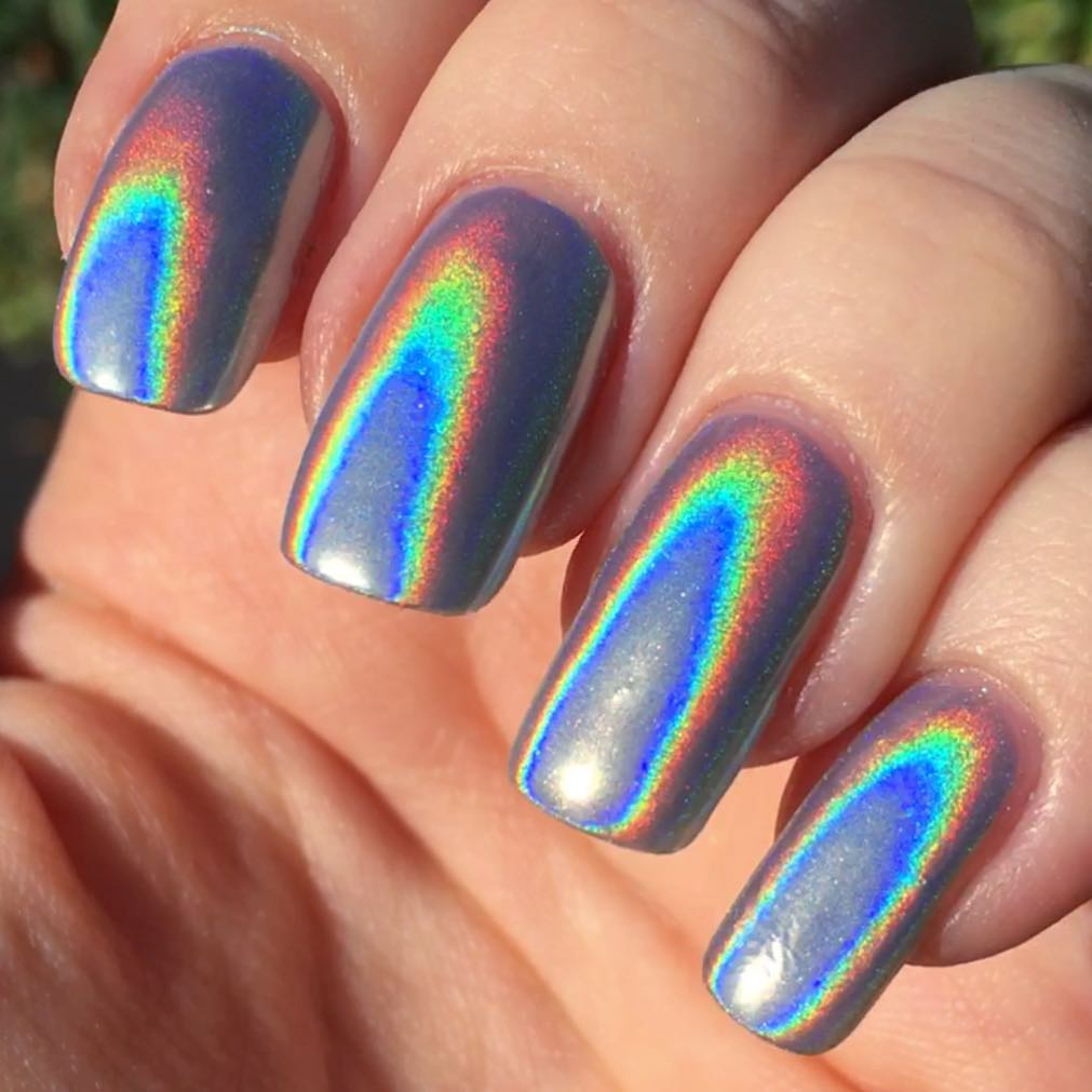 Holographic Powder for Nails , Whats Up Nails