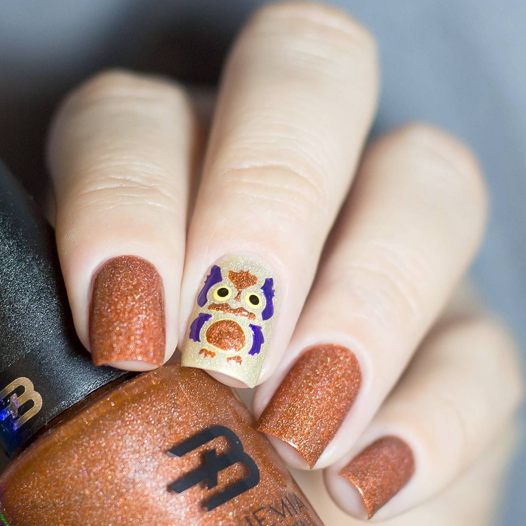 Whats Up Nails - Owl Stencils   Whats Up Nails