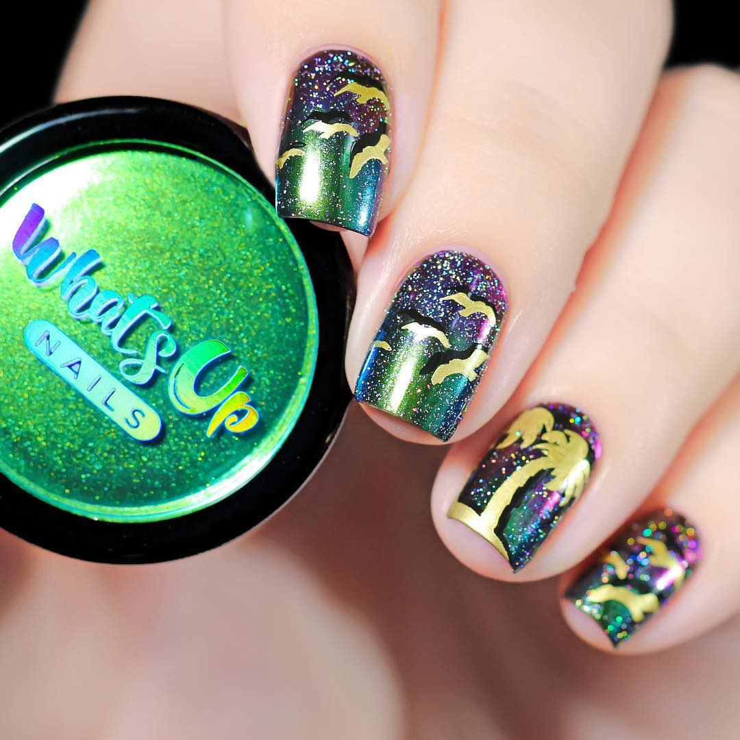 Whats Up Nails - Dance #14 Fan Brush | Whats Up Nails