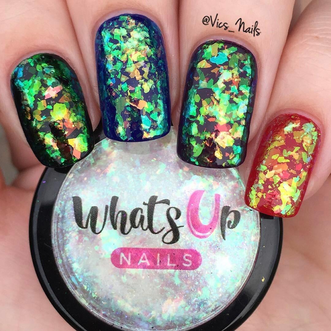 Whats Up Nails - Savanna Flakies | Whats Up Nails